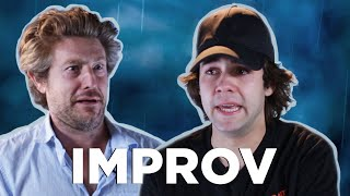 YouTubers Try Super Dramatic Improv