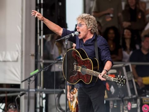 The WHO New Orleans Jazz Fest 2015 Can't Explain