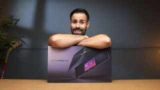 ASUS ZenBook Pro 2018 Unboxing // Better than the Dell XPS 15?