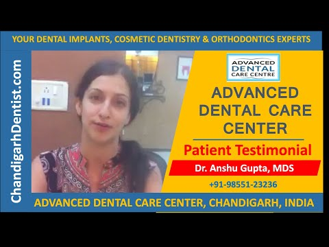 Dental Tourism India | International Patient Testimonial | Italy | Dental Health