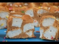 Peanut Butter Marshmallow Bars Recipe Demonstration - Joyofbaking.com