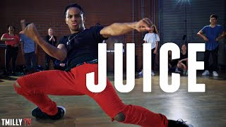 YCee - JUICE ft Maleek Berry - Choreography by Jake Kodish - ft Fik-Shun & Sean Lew - #TMillyTV