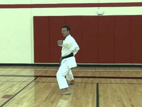 Heian Sandan - Commentary video