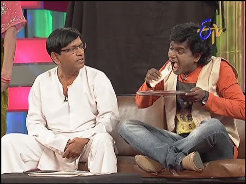 Jabardasth - జబర్దస్త్ –   Shaking  Seshu  Performance on 23rd October 2014