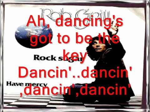 Rob Grill - Rock Sugar ( lyrics on video )