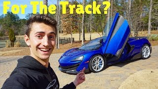 2019 McLaren 600LT: Test Drive, Acceleration and Review!