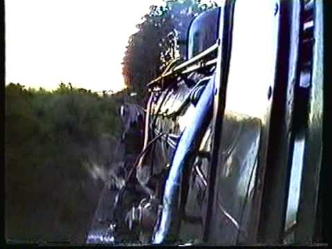 South African Railways class 24 3660 George to Knysna 1996