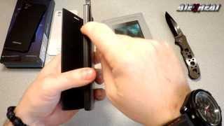 Highscreen Alpha Ice и Lexand Oberon S5A2 mtk 6589 распаковка
