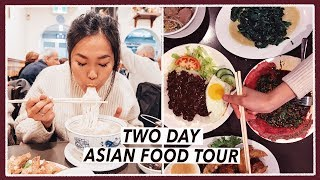 Eating and Exploring Vancouver | Canada Travel Vlog