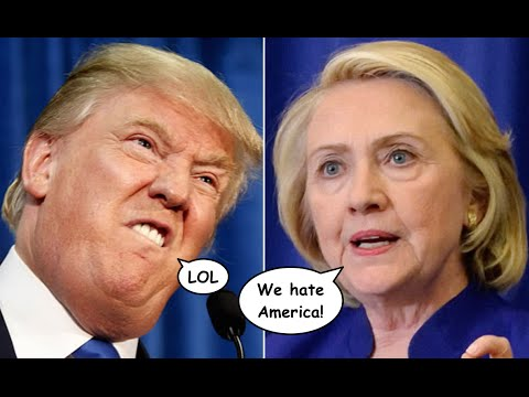 Distaste Towards Hillary Clinton & Donald Trump is Record-Breaking
