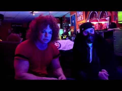 Horrorcore rapper Mars interviews Carrot Top