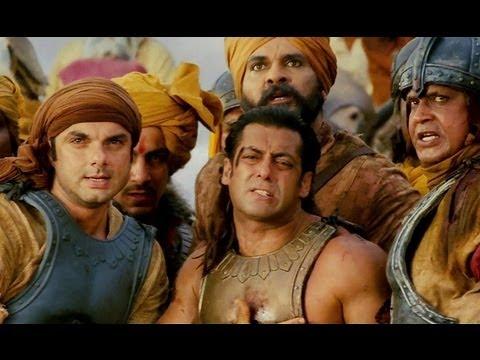 Salman Khan is wounded - Veer