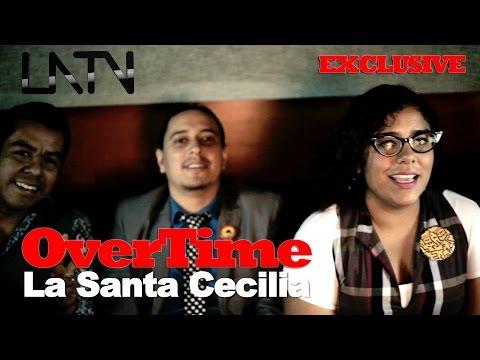 OverTime: La Santa Cecilia Talks Immigration & Immigrant Political Prisoners