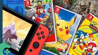 Get these Nintendo Switch games FIRST