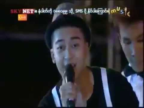 Bunny Phyo And Ye Yint Aung New Song 2014 video