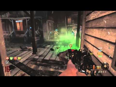 Call Of Duty Black Ops 2 Buried Zombies (XBOX 360)