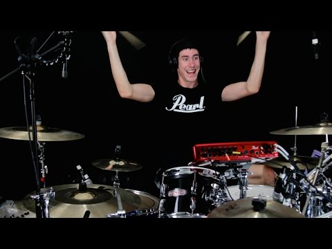 Queen - Drum Cover - Dead On Time