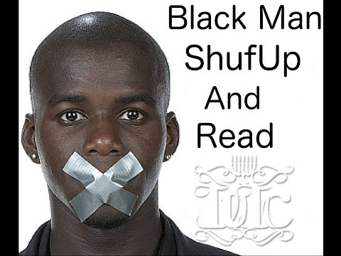 The Israelites:Black Man ShufUp And Read
