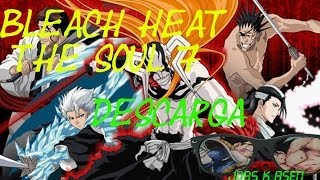 como descargar Bleach heat the soul 7  portable #2014