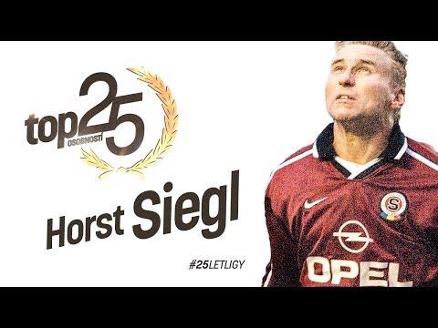 TOP 25 osobností: Horst Siegl