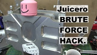 Hacking Juicero
