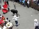 Vieja bien peda revolcada por el Toro