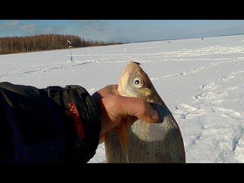 Утренний сумасшедший клёв. Зимняя рыбалка на Рузском ВДХ , с ночёвкой 2018г
