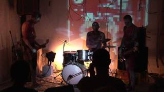 ABGAS - Naked Chaos_04 @ Bei Roy, Berlin 2011 (HD)