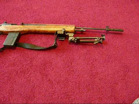 Homemade M14 Replica PART 2