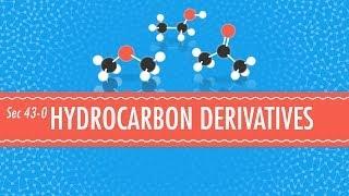 Download Lagu Hydrocarbon Derivatives - Crash Course Chemistry #43 Gratis STAFABAND