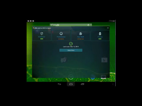 AVG Antivirus and AVG Cleaner on Android - How To Install and Setup