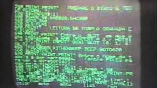 Dominando o MSX com Prof. Pierluigi Piazzi 3/5