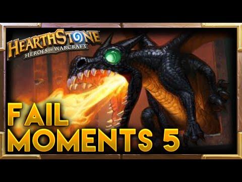 Hearthstone   Best Fail Moments 5