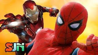 Spider-Man: Homecoming, Have We Seen All There Is To See Of Iron Man?
