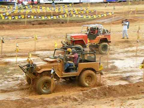 Macho vs Willys Venezuela Off Road & Adventure 2008