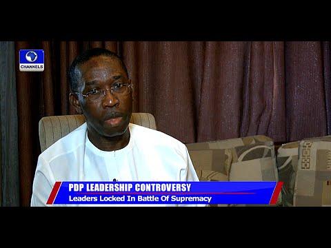 Ifeanyi Okowa Speaks On PDP Leadership Controversy