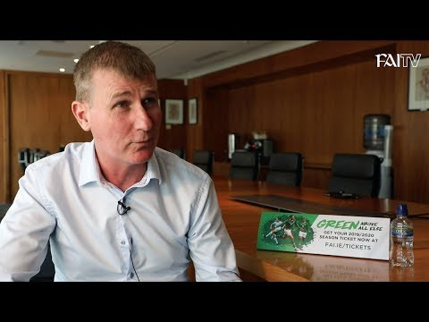 #IRLU21 INTERVIEW | Stephen Kenny delighted with squad for Armenia & Sweden qualifiers