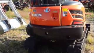 2014 KUBOTA KX040-4R3A For Sale