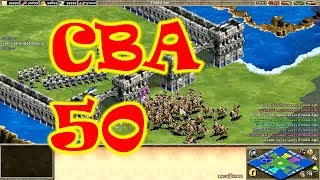 Age of Empires 2: Castle Blood Auto - 4v4 Britons