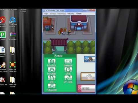 Pokemon Soul Silver English Rom + No Freeze or Crashes 100% Working!