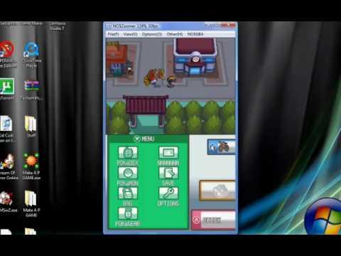 pokemon soul silver rom download desmume