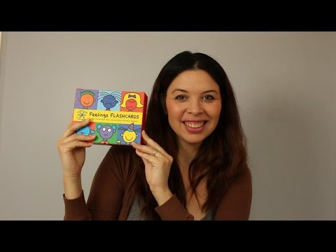 These Work! Teaching Kids To Share - Feeling Flashcards - Teaching Toddlers To Talk