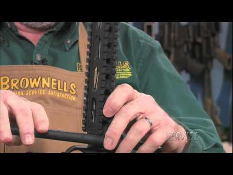 Brownells - AR-15 2 Piece Handguard