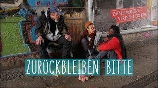 Cameroonian Meeting Poor People in Germany