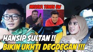 Download lagu HANSIP SULTAN BIKIN UKHTI DEGDEGAN !!! NELPON ARTIS NGAJAK BISNIS !!!!! | TAKSI PALSU AYA IBRAHIM