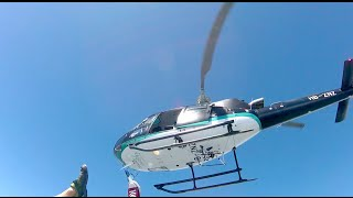 Helicopter Jump | Skydiving | Paracentro | GoPro