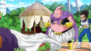 Z fighters vs lord beerus part 1/2