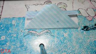 How To Make A Paper Mt Fuji #8