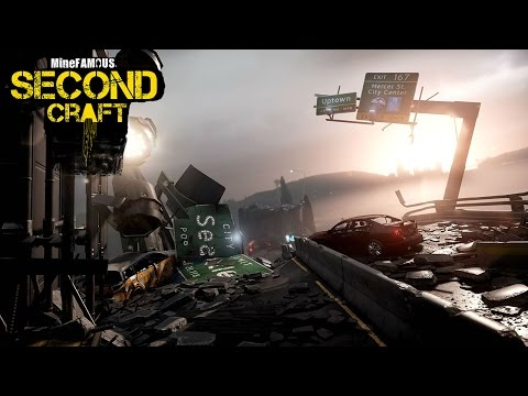 Minecraft Mod Reviews  MineFAMOUS: Second Craft  (inFAMOUS Second Son Mod Revised)