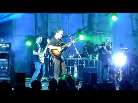 Dreaming Tree - Dave Matthews Band feat. Stanley Jordan - Hollywood Bowl - 9.12.12 HD